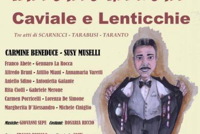 Antonio Merone in Caviale e Lenticchie