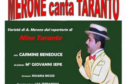 Merone canta Taranto