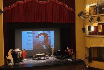 Emozioni al Trianon per Nino Taranto, una vita per Napoli