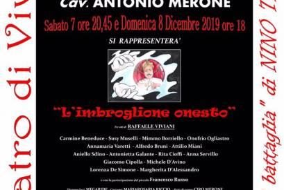 L'imbroglione onesto di Antonio Merone
